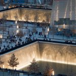 National September 11th Memorial. Authors: Michael Arad, Peter Walker, Daniel Liebeskind. Photo: Mark Lennihan