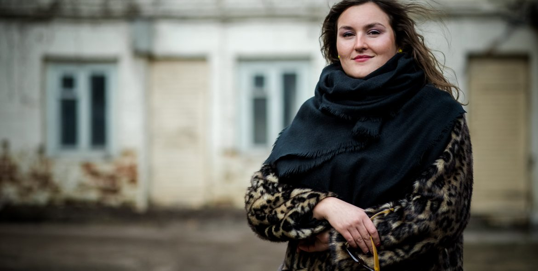 Kauno bienalės vadovė Kotryna Žemaitytė.