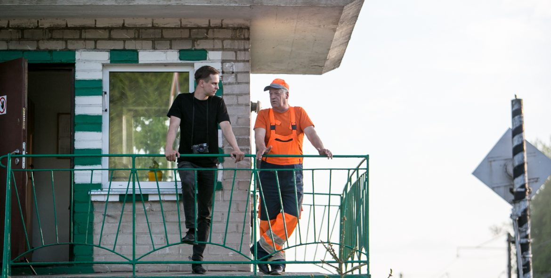 A. Morozovas, Nuotrauka: V.Raupelis