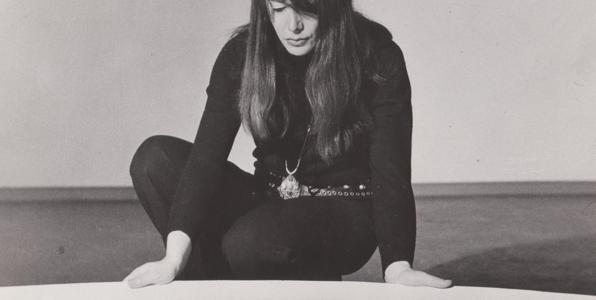 GRISI_LAURA_PORTRAIT [Drops of Water, 1968]