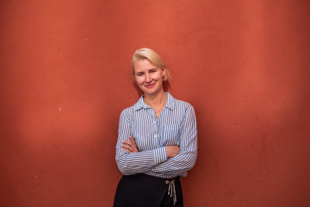 Neringa Kulik | Kauno bienalės vadovė